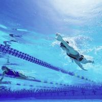 水泳ストレッチ