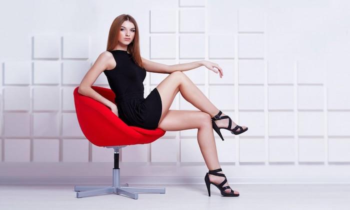 腰痛ストレッチ 椅子12