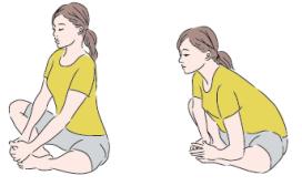 1日たった3分!手軽に出来る股関節ストレッチを紹介します