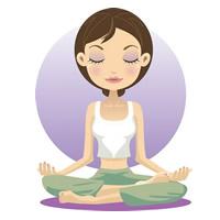 yoga-garota