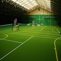 テニス ストレッチ