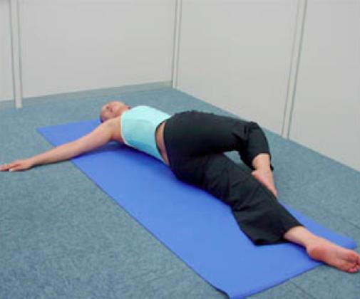 腰痛 ストレッチ 体操4
